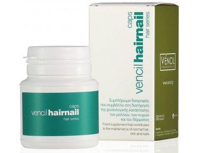 VENCIL HAIR NAIL CAPS 30CAPS