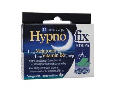 UNI-PHARMA HYPNOFIX STRIPS 24 strips