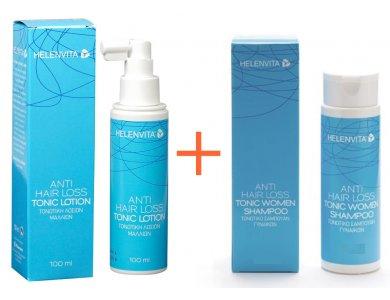 Helenvita Anti Hair Loss Tonic Lotion 100ml με ΔΩΡΟ Anti Hair Loss Tonic Women