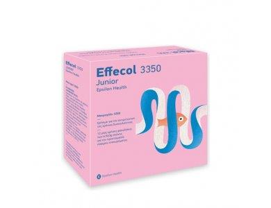 EFFECOL 3350 JUNIOR EPSILON HEALTH 12 Φακελίσκοι