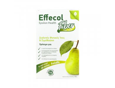 EFFECOL FIBER EPSILON HEALTH(BOX OF 14 SACHETS)