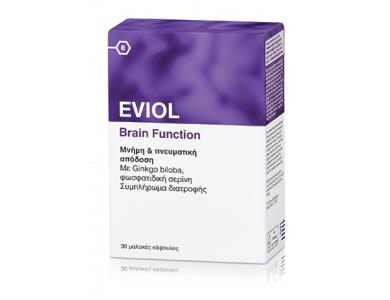 EVIOL CAPS BRAIN FUNCTION 30caps