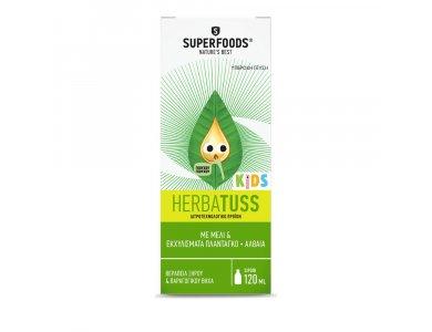 SUPARFOODS HERBATUSS KIDS 120ml