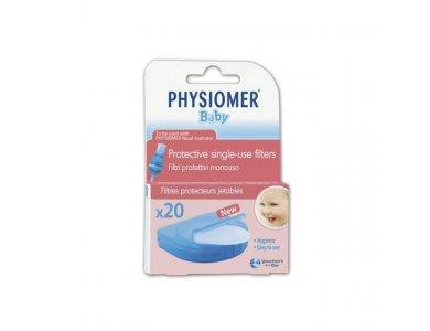 Physiomer Baby Προστατευτικά Φίλτρα 20 τεμαχίων