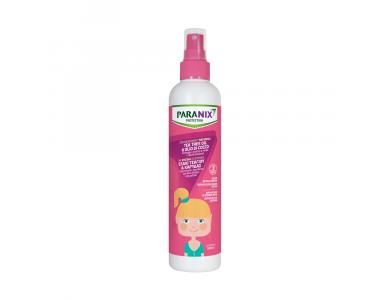 Paranix Protection Spray, Αντιφθειρικό Μαλακτικό Σπρέι με Έλαιο Τσαγιού & Καρύδας για Κορίτσια, 250ml