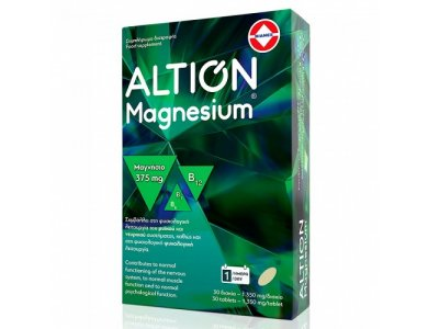 Altion Magnesium, 30tabs