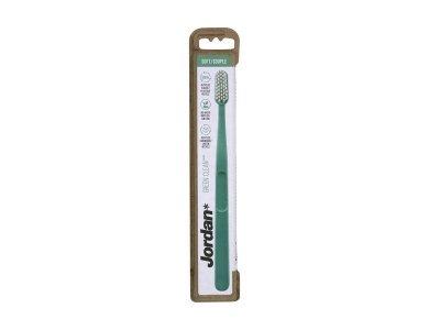 Jordan Οδοντόβουρτσα Green Clean Soft, 1 τεμάχιο