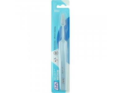 TEPE Select Medium Toothbrush, light blue, 1 τεμάχιο
