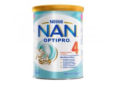 Nestle Nan Optipro 4 Ρόφημα Γάλακτος 400gr