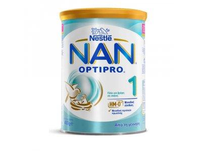 NAN 1 OPTIPRO 400GR