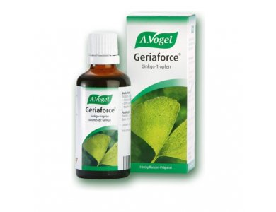 A.VOGEL GERIAFORCE 50ML (GINKGOFORCE)