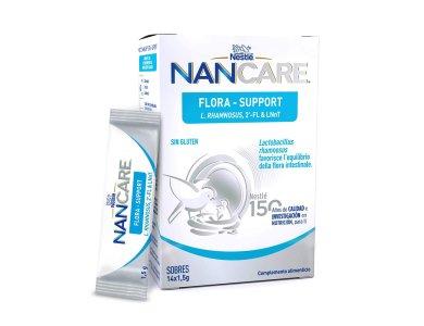 Nestle Nancare Flora Support, Συμπλήρωμα Διατροφής για την Αντιμετώπιση της Διάρροιας, 14x1.5g