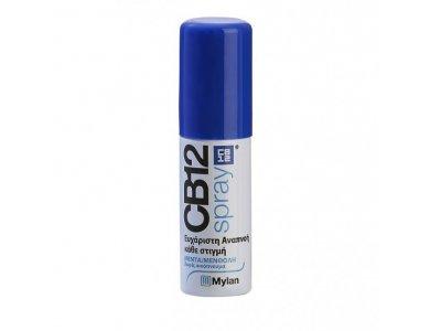CB12 Spray Κατά της Κακοσμίας του Στόματος, 15ml