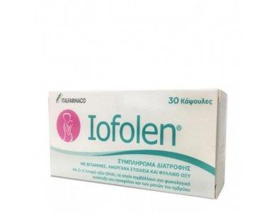 Italfarmaco Iofolen 30 κάψουλες