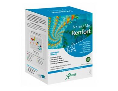 Aboca Natura Mix Support Συμπλήρωμα Διατροφής για Μείωση της Κόπωσης & Καταπόνησης 20 Φακελάκια
