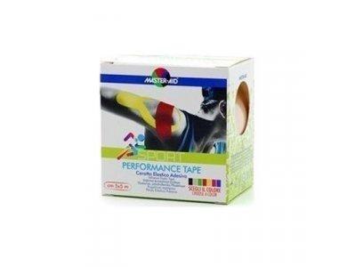 MASTER AID SPORT Performance Tape 5mX5cm Μπέζ