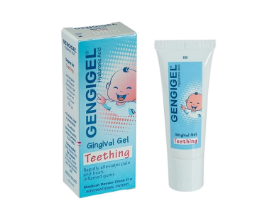 Gengigel Baby Teething Gingival Gel, Τζελ Ανακούφισης για τα Πρώτα Δοντάκια των Μωρών, 20ml
