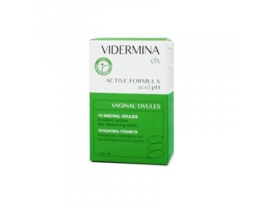 VIDERMINA CLX OVULES 10X3G