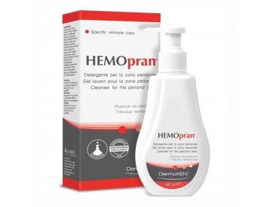 Hemopran Perianal Cleanser Ειδικό καθαριστικό για την περιοχή του πρωκτού, 125ml