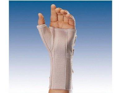 Κυρίτσης Orliman Κηδεμών Ακινητοποίησης Αντίχειρα-Καρπού για το Αριστερό Χέρι MFP-I80 Medium/N.2 (31644) 1τμχ