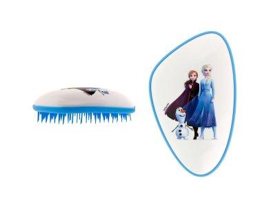 Dessata Disney Frozen 2 Detangling Hairbrush Βούρτσα Μαλλιών για Ξεμπέρδεμα Χωρίς Σπάσιμο, 1τμχ