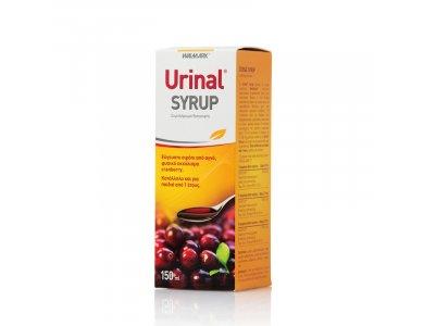 Urinal Syrup 150ml, Λοιμώξεις & Φλεγμονές του Ουροποιητικού