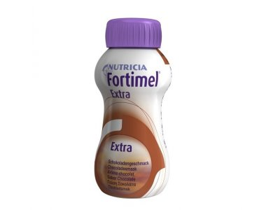 Nutricia Fortimel Extra Chocolate, Υπερπρωτεϊνικό Ρόφημα με γεύση Σοκολάτα, 125ml, 1τμχ