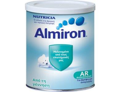 NUTRICIA ALMIRON AR 1 ΑΝΤΙΑΝΑΓΩΓΙΚΟ ΓΑΛΑ ΓΙΑ ΒΡΕΦΗ 0-6 ΜΗΝΩΝ 400GR