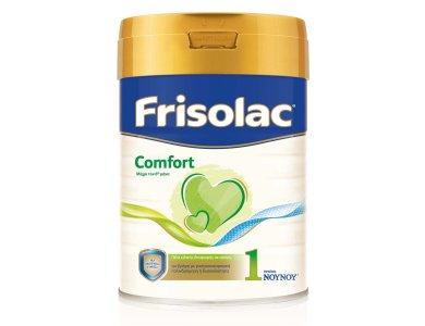 ΝΟΥΝΟΥ Frisolac Comfort 1 Ειδικό Γάλα Για Βρέφη Από 0 Έως 6 Μηνών, με ΓΟΠ ή/και δυσκοιλιότητα, 800g