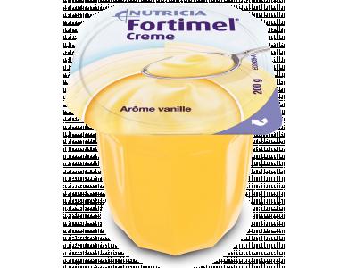 Nutricia Fortimel Creme Βανίλια, Μεγάλης Περιεκτικότητας σε Πρωτεϊνη & Ενέργεια, 1τμχ, 125gr