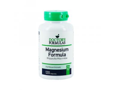 Doctor's Formulas Magnesium 120 Δισκία